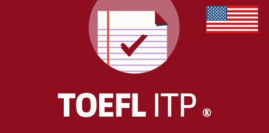 TOEFL ITP American